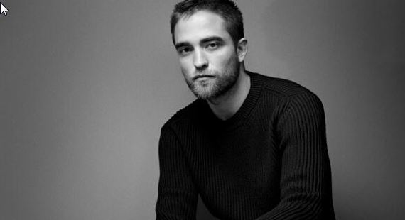 Robert Pattinson Is The New Face Of Dior Homme Fragrance