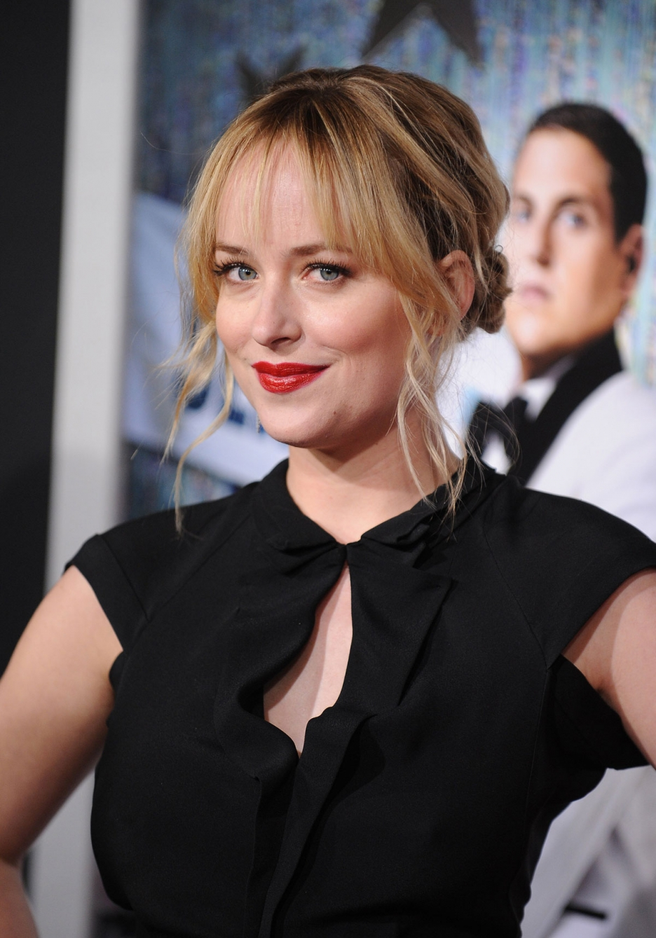 Dakota Johnson Cast as Anastasia Steele in FIFTY SHADES OF GREY