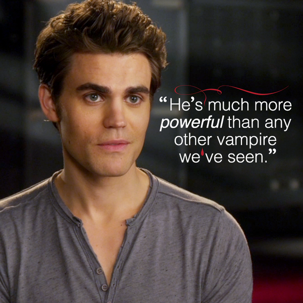 Paul Wesley Talks Silas Character with The CW