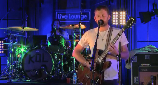 WATCH: Kings of Leon Cover Robyn's 'Dancing on my Own' & Debut New Song