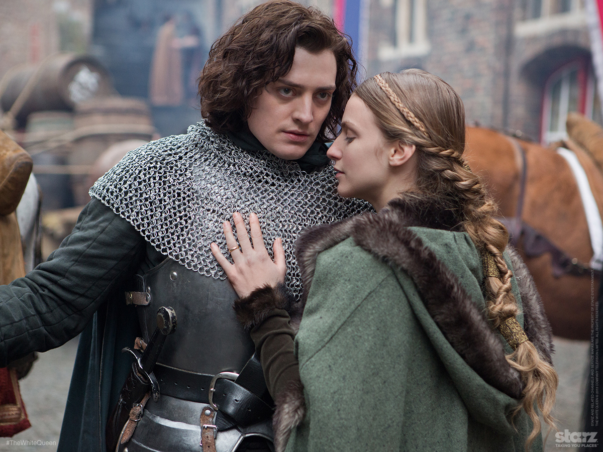 Photos The White Queen Episode 7 Fanspired