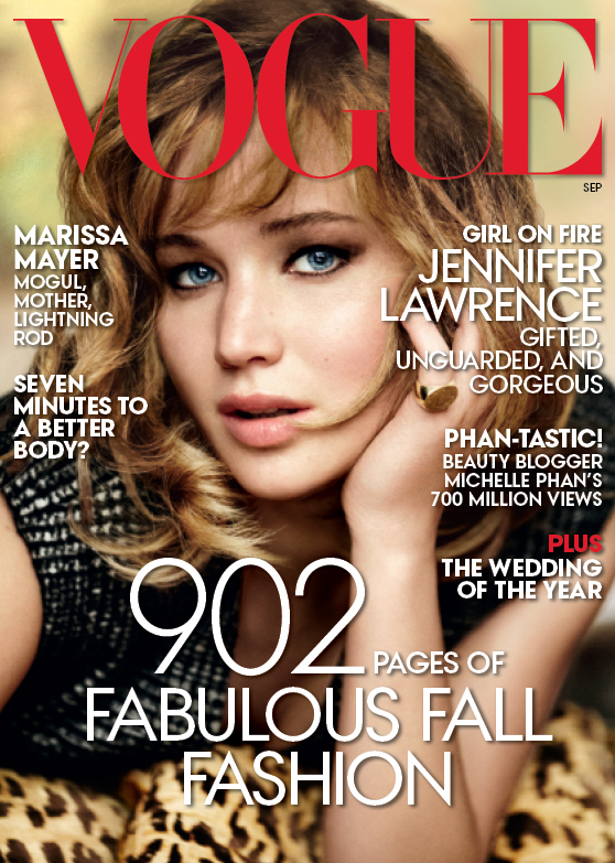 What's the Big Deal on Vogue's September Issue?