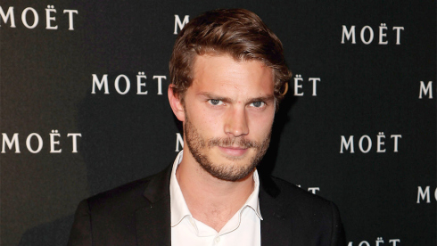Jamie Dornan Cast as Christian Grey in FIFTY SHADES OF GREY
