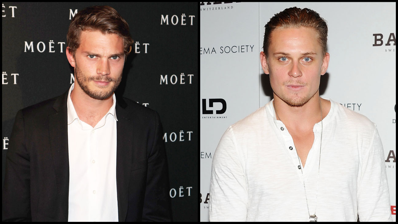 Billy Magnussen & Jamie Dornan Tested for FIFTY SHADES OF GREY Role