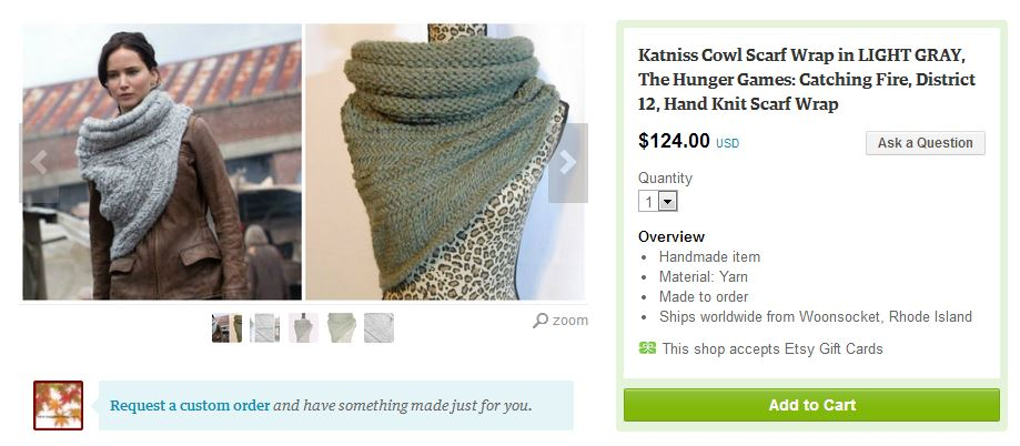 2013-12-02 21_58_55-Katniss Cowl Scarf Wrap in LIGHT GRAY The by newenglandhandknits