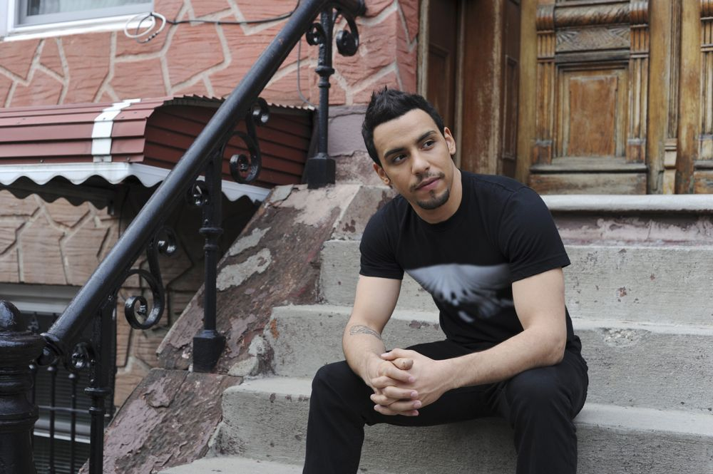 Victor Rasuk Cast as Jose in FIFTY SHADES OF GREY