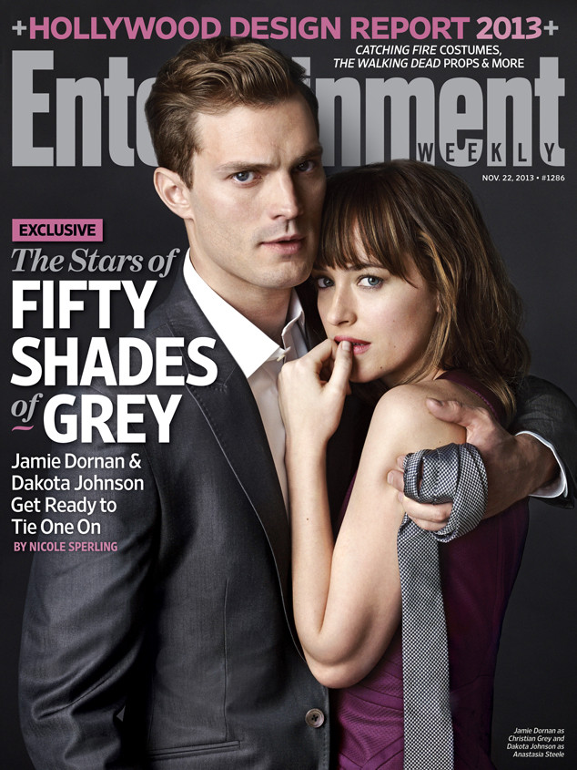 PHOTO: First Look At FIFTY SHADES OF GREY Cast and New Release Date