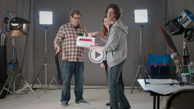 WATCH: SNL Parodies 'Fifty Shades of Grey' Auditions