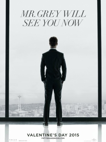 PHOTO: First FIFTY SHADES OF GREY Poster Revealed