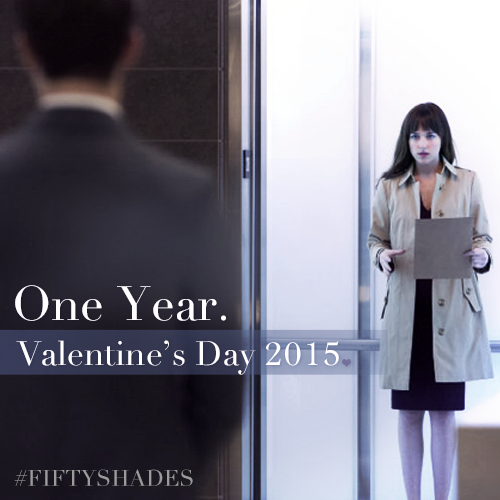 New Still For FIFTY SHADES OF GREY Featuring Dakota Johnson