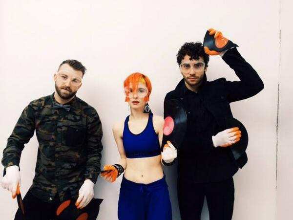 Behind the Scenes of Paramore's Ain't It Fun Music Video