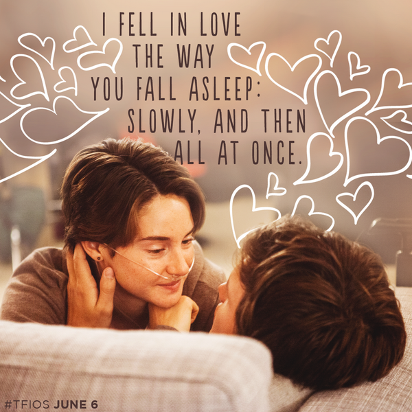 New Still From THE FAULT IN OUR STARS