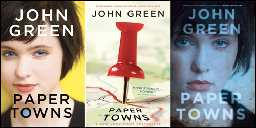 Fox 2000 To Adapt John Green Novel:Paper Towns