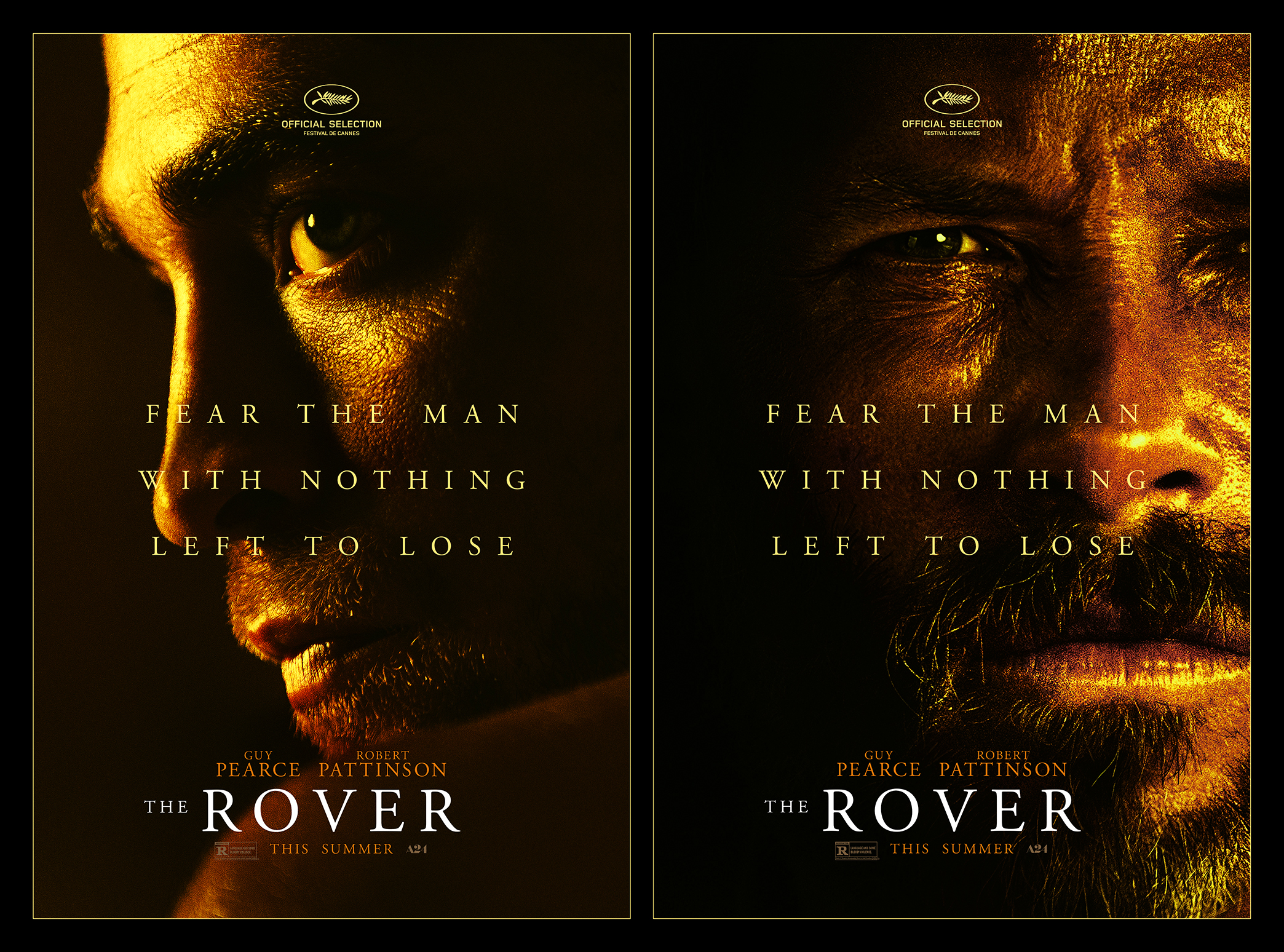 New Trailer & Character Posters for THE ROVER