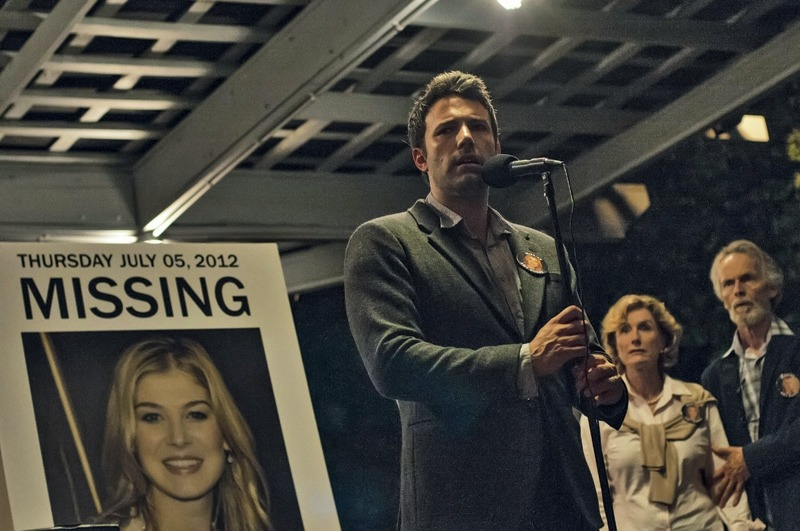 New Trailer for GONE GIRL, Featuring Ben Affleck